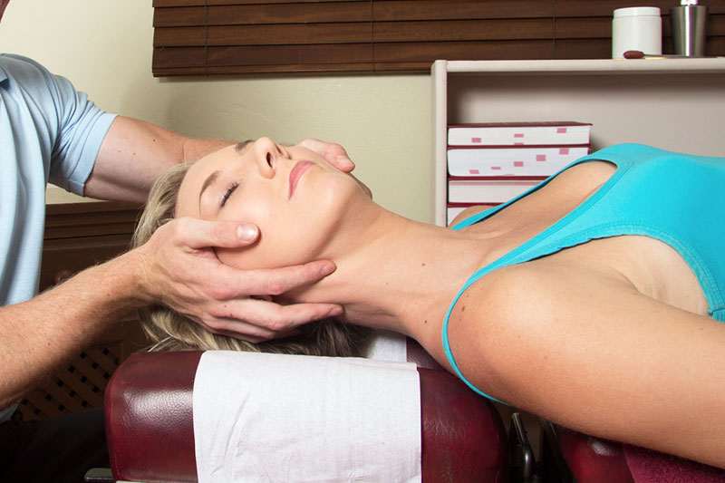 adjustment_2 Phase 1: Relief Care  Cumming Chiropractic at Stover Wellness